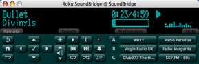 SoundBridge Commander